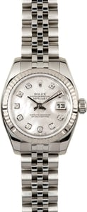 Rolex Ladies Datejust 179174 Diamond Dial