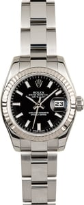 Ladies Rolex Datejust 179174 Oyster