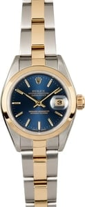 Ladies Rolex Datejust 79163 Oyster Bracelet
