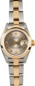 Rolex Lady Datejust 179163 Two-Tone Oyster