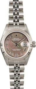Ladies Rolex Datejust 79174 Mother of Pearl