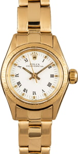Ladies Rolex Oyster Perpetual 6617