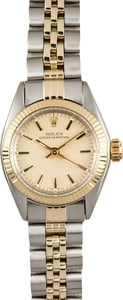 Ladies Rolex Oyster Perpetual 6719