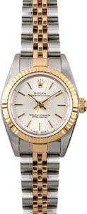 Ladies Rolex Oyster Perpetual 76193 Pre-Owned