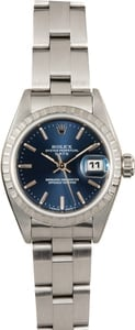 Ladies Rolex Oyster Perpetual Date 69240