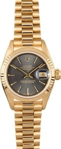 Rolex Ladies President Datejust 69178