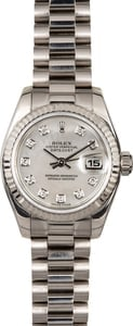 Ladies Rolex Presidential 179179 Diamonds