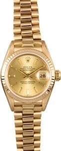 Ladies Rolex Presidential 69178