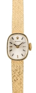 Pre Owned Rolex Ladies Cocktail Watch