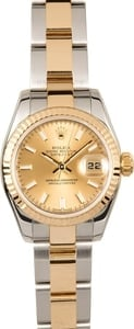 Lady Datejust 179173 Certified Pre-Owned