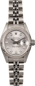 115513 Rolex Lady-Datejust 79174 Diamond Dial
