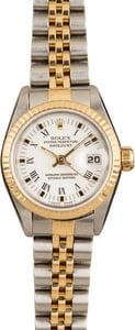 Pre-Owned Lady-Datejust Rolex 69173