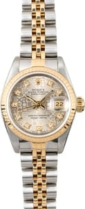 Rolex Lady-Datejust Diamond 69173
