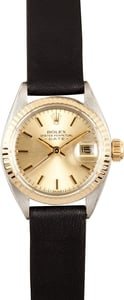 Ladies Rolex DateJust 6917