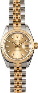 Lady Rolex Datejust 179173 Jubilee