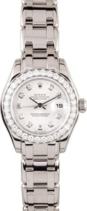 Lady Rolex Pearlmaster 69299