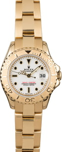 PreOwned Rolex Yacht-Master 169628 Yellow Gold