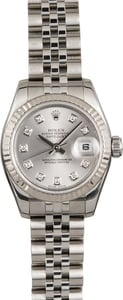 Pre Owned Rolex Women's Datejust 179174