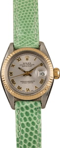 Pre-Owned Rolex Datejust 6917 Roman Markers T
