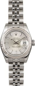 Pre Owned Rolex Ladies Datejust 179174