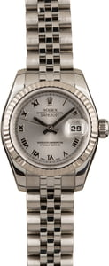 Pre-Owned Rolex Ladies 26MM DateJust 179174