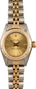 Pre-Owned Rolex Ladies Oyster Perpetual 67193 T