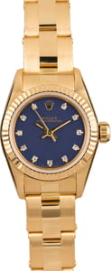 Rolex Ladies Oyster Perpetual 67198