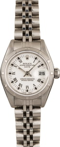 Pre-Owned Rolex Ladies Datejust 79190 Stainless Steel