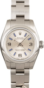 Rolex Ladies Oyster Perpetual 176200 Dominos