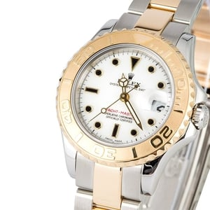Rolex Ladies Two-tone Yacht-Master 169623