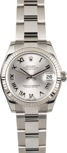 Rolex Datejust 178274 Steel Mid-Size Watch