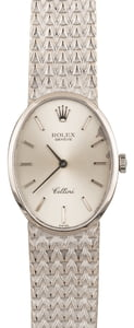 Pre Owned Rolex Cellini 18K White Gold