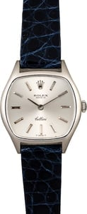 Rolex Cellini 3801 White Gold
