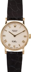 Pre Owned Rolex Ladies Cellini 5109 T
