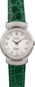 Rolex Cellissima 6673-9 Diamond Bezel