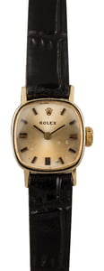 Vintage Rolex Ladies Cocktail Watch 8327