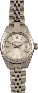 Pre-Owned Rolex Ladies Date 6916 Fold Over Jubilee