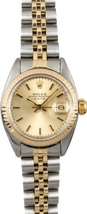 Rolex Date 6917 Ladies Watch