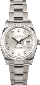 Rolex Datejust 116244 Diamonds