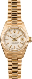 Pre Owned Ladies Rolex Datejust 69178
