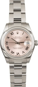 Pre Owned Ladies Rolex Datejust 178240