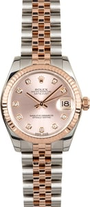 Rolex Datejust 178271 Diamond 31MM