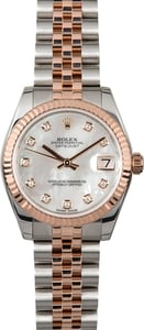 Rolex Datejust 178271 Diamond Dial 31MM