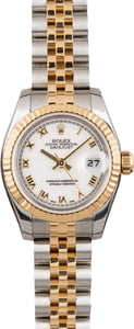 Pre Owned Rolex Lady Datejust 179173 Two Tone