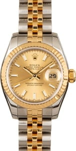 Rolex Datejust 179173 Two Tone Jubilee