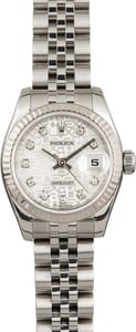 Pre-Owned Rolex Datejust 179174 Diamond Jubilee Dial