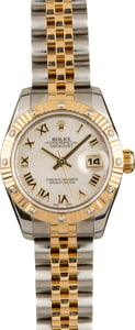 Pre Owned Rolex Lady-Datejust 179313 MOP