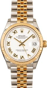 Pre-Owned Mid-Size Rolex Datejust 278273