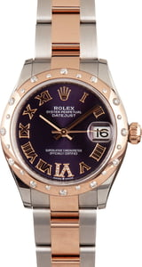 Pre-Owned Rolex Datejust 278341