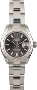 Rolex Datejust 279174 Dark Grey Dial